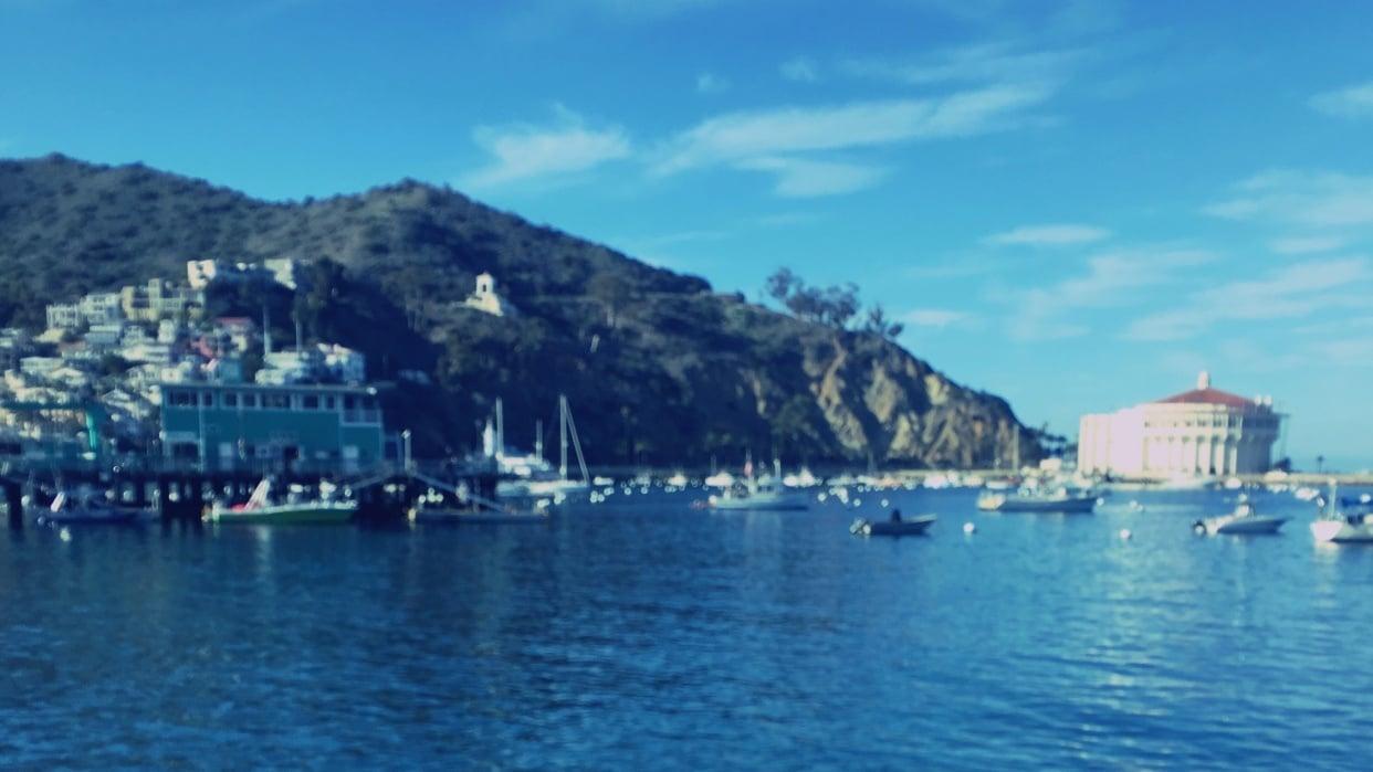 Exploring Santa Catalina Island - student project