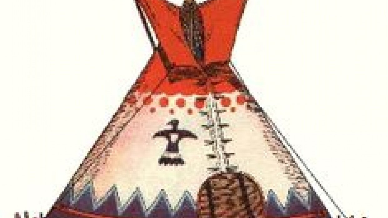The Red Teepee - student project