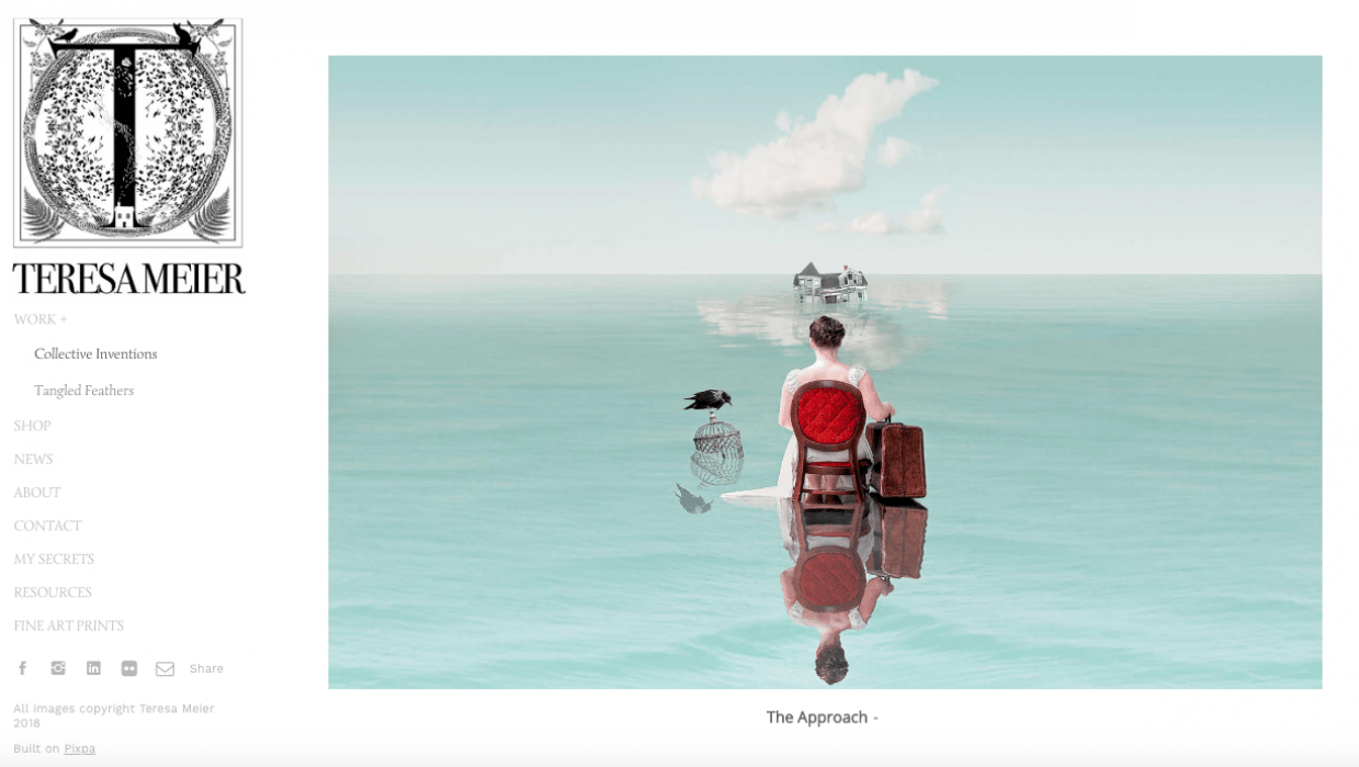 Teresa Meier Creative Photography - Fine art prints - student project
