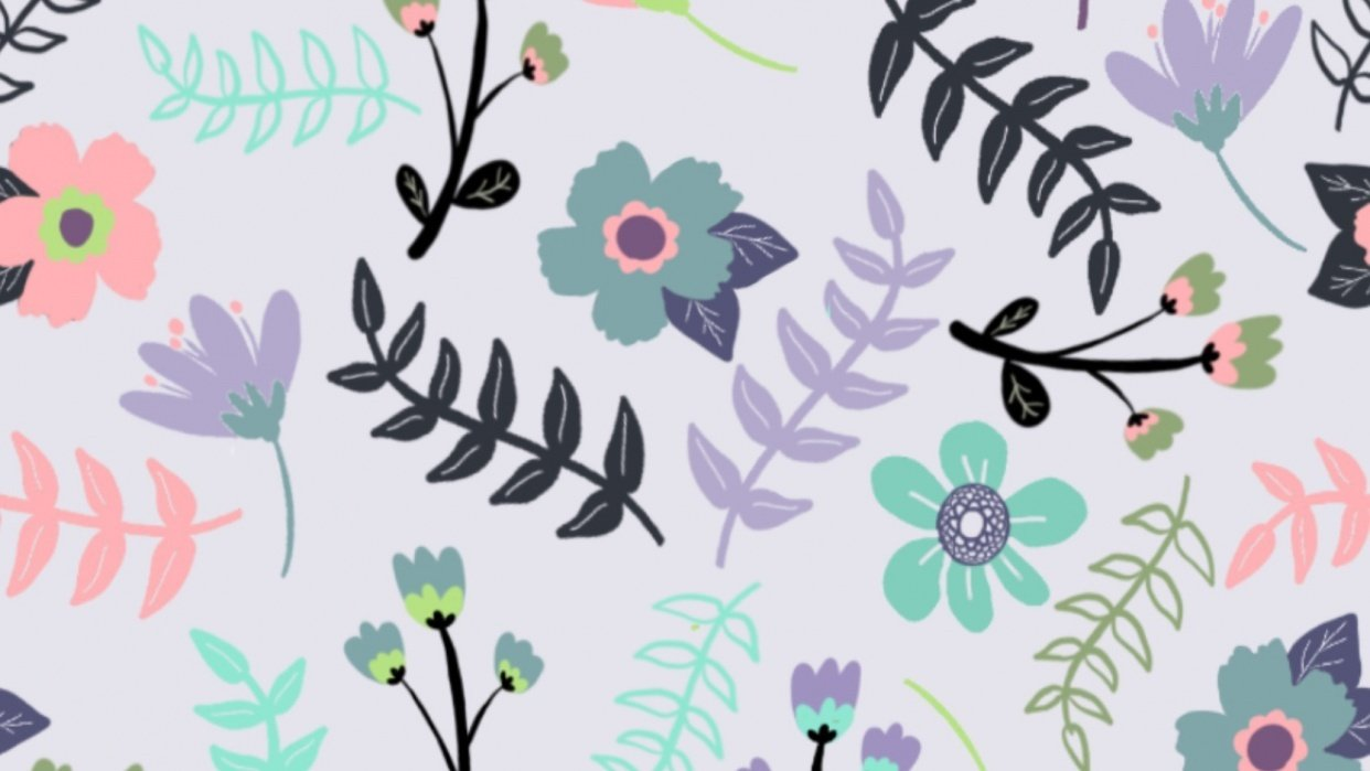 Repeat patterns are fun! - student project
