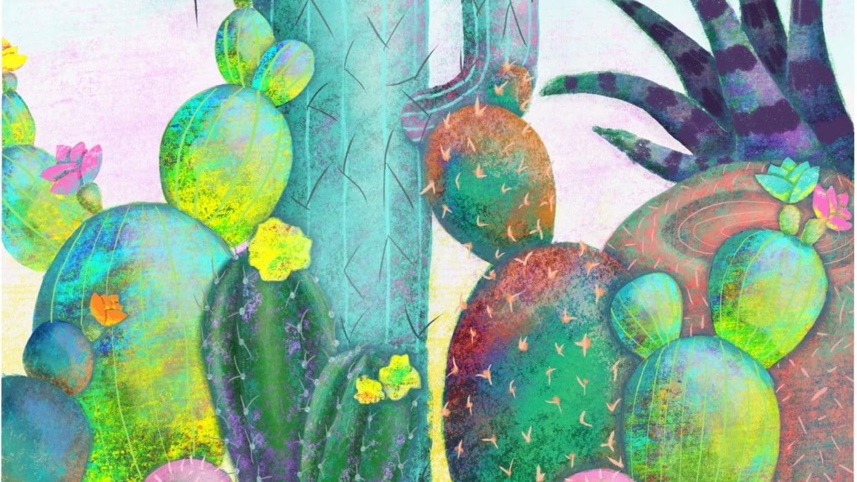 Cactus fun - student project