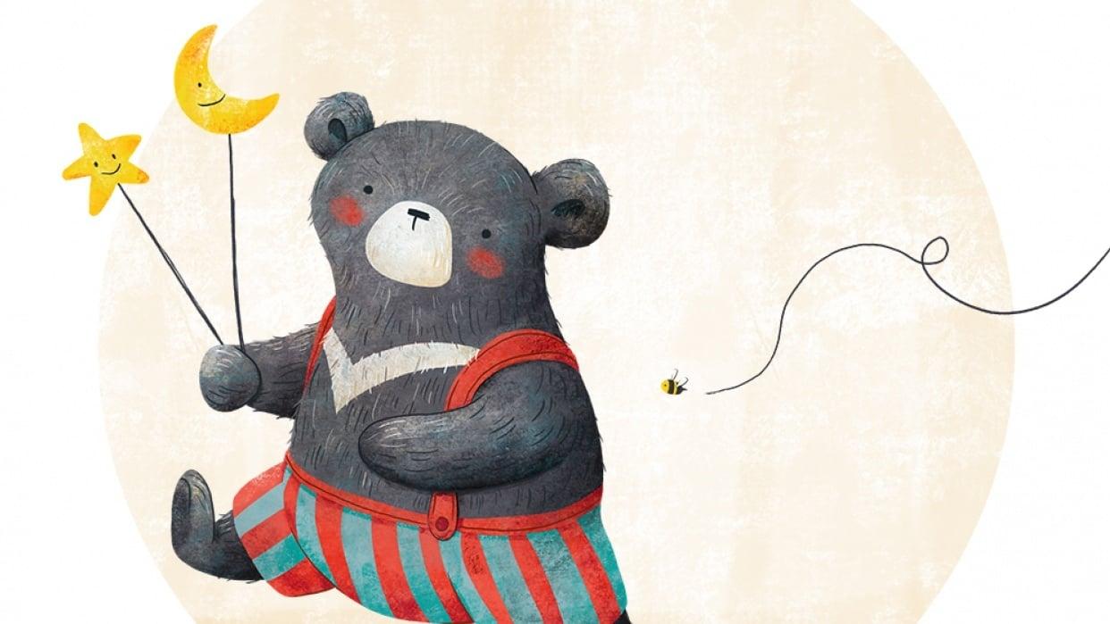 Moon Bear - student project