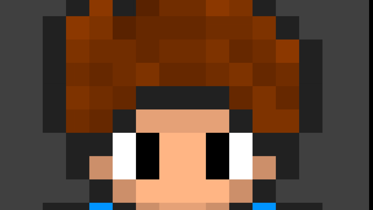 My Pixel Dude - student project
