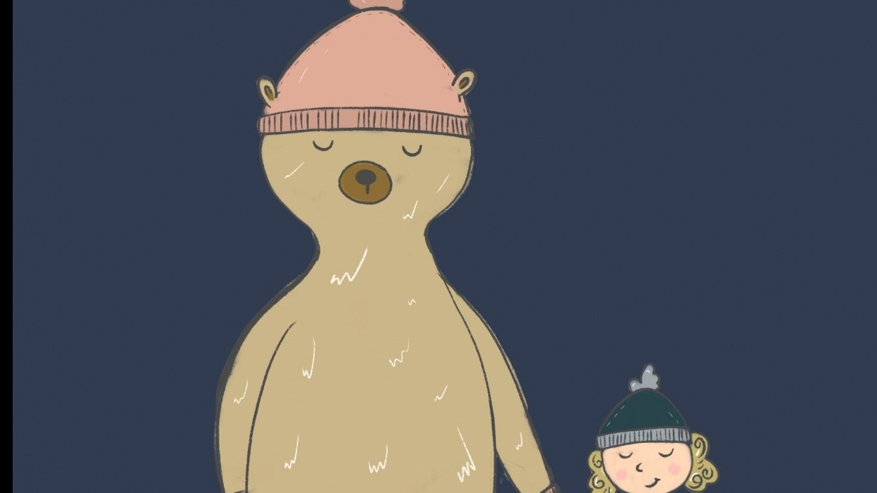 Bear Friend - student project