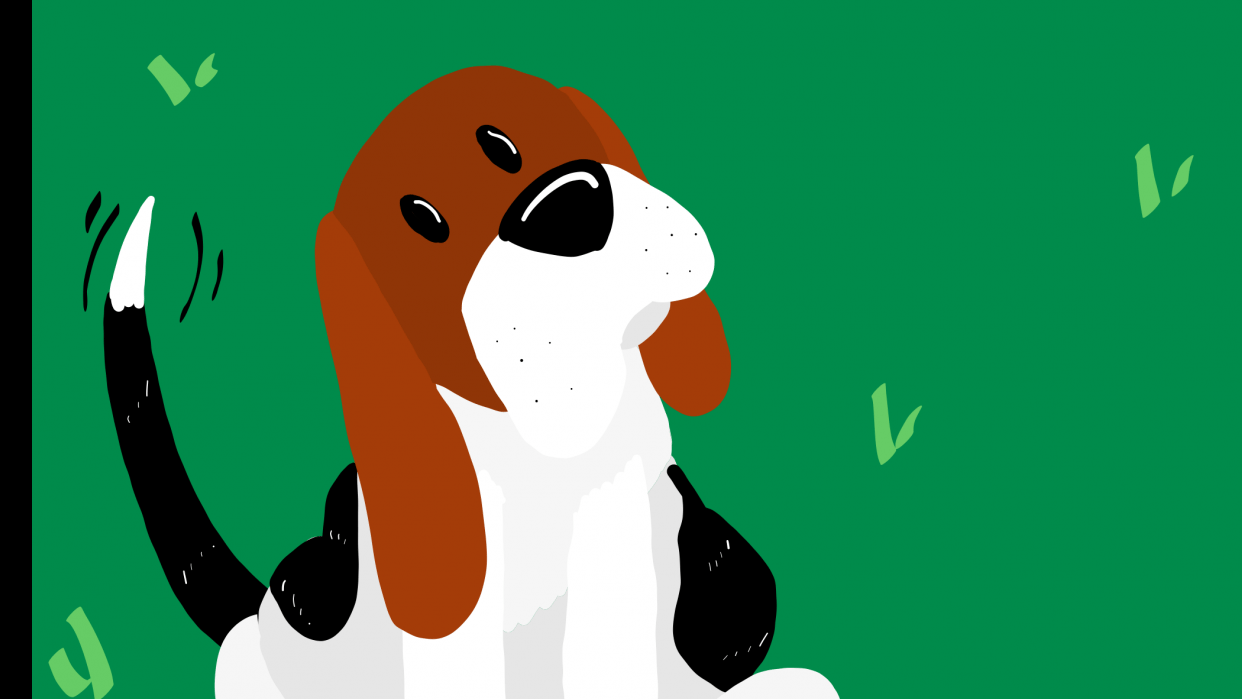 Vector Beagle - student project