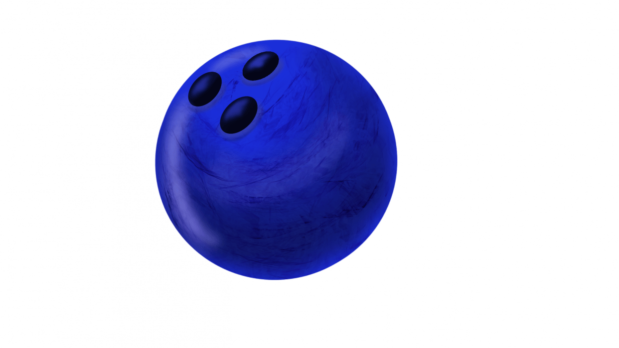 My bowling ball - student project