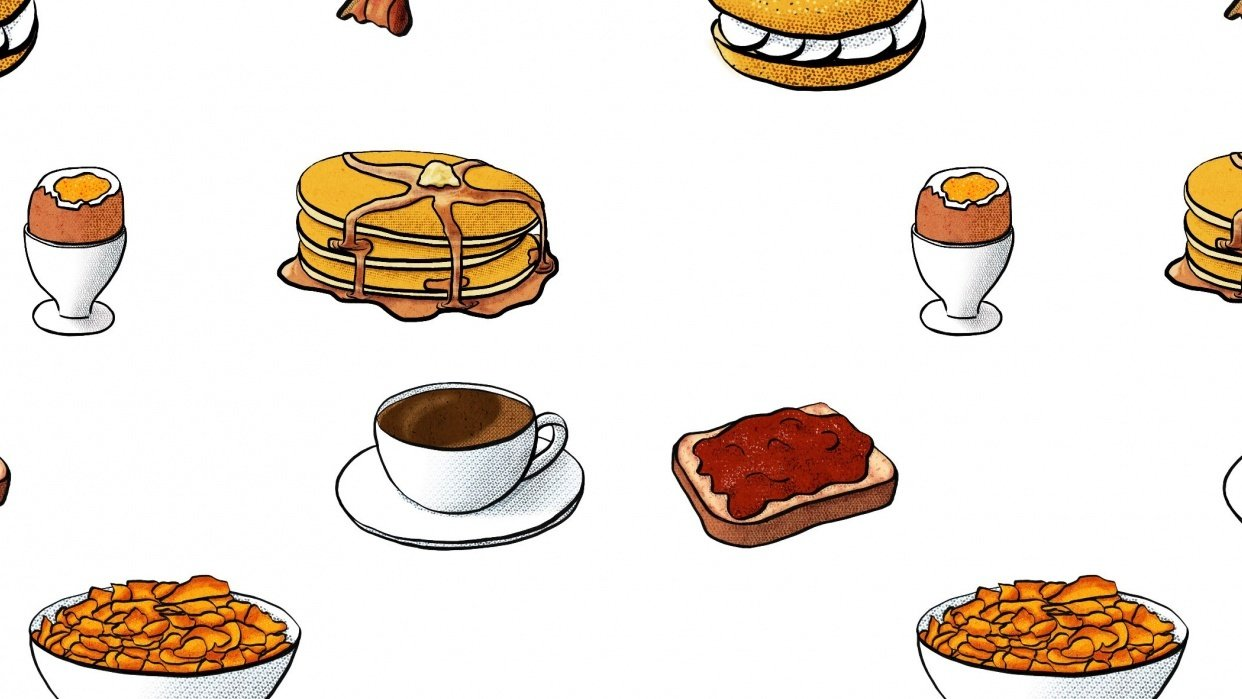Breakfast - student project