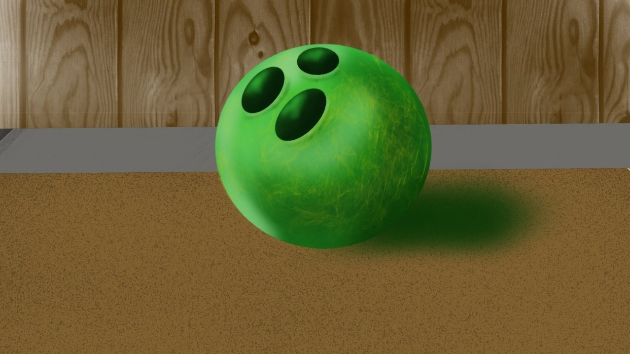 Bowling Ball Project - student project