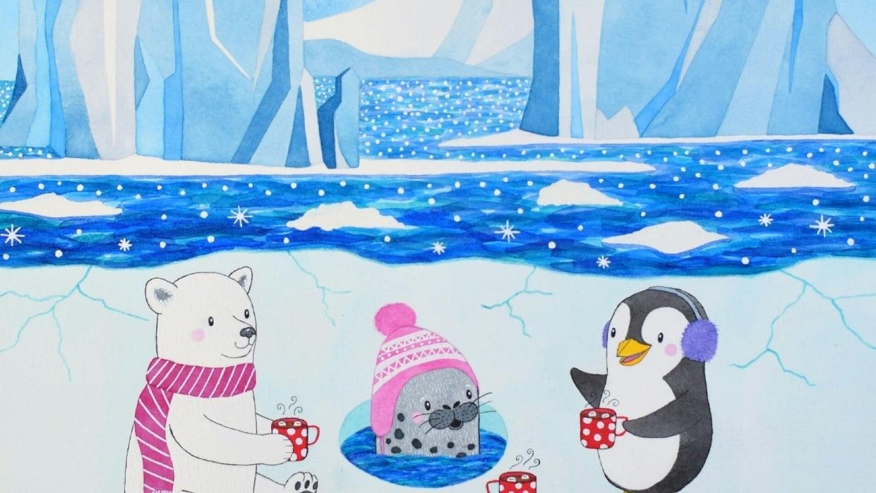 Arctic Friends - student project