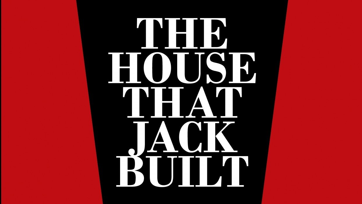 The House That Jack Built - student project