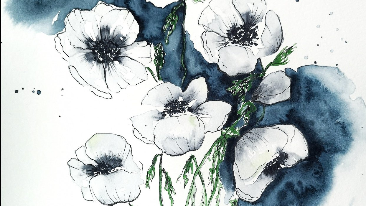 Modern Anemones - student project