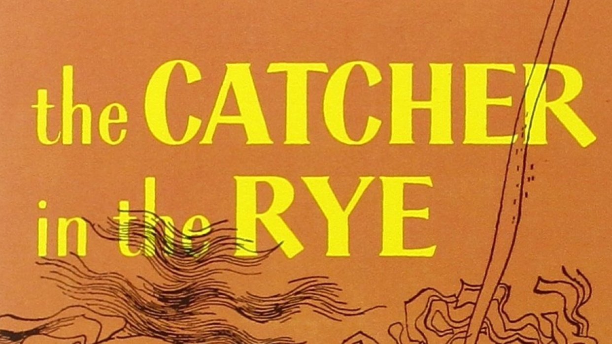 Rethinking The Catcher in the Rye - student project