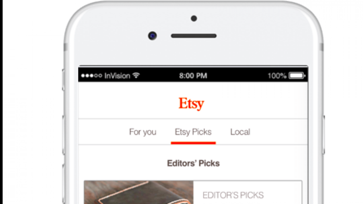 Etsy Feature Integration - student project