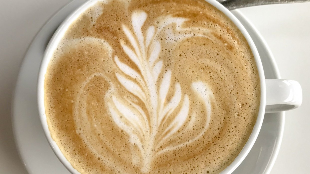 Carrara Caffè - student project