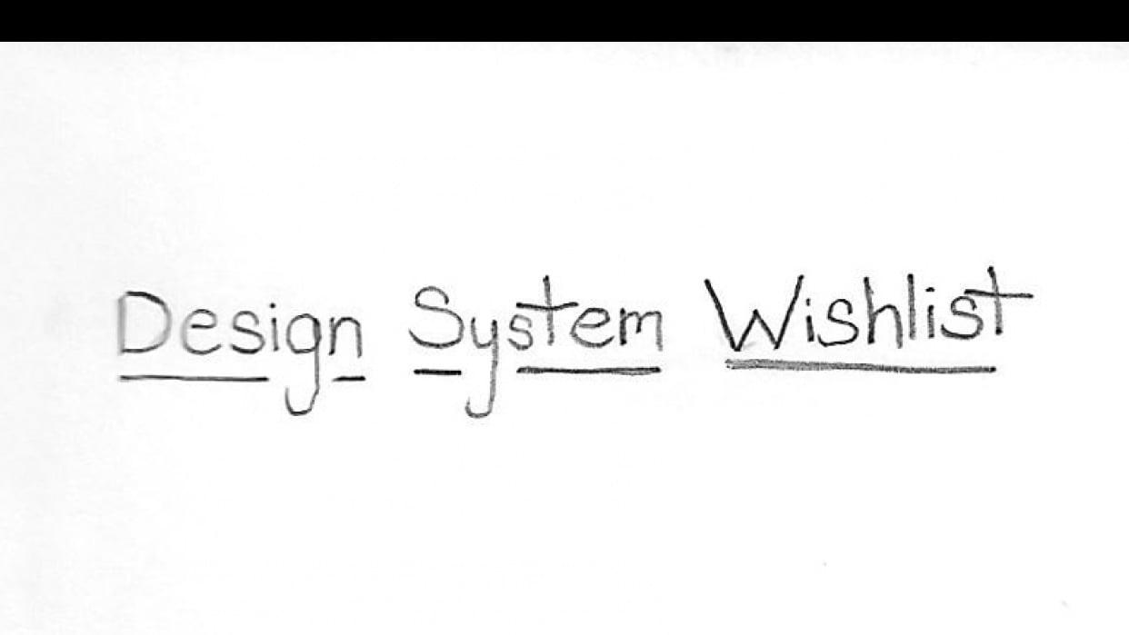 Muh Wishlist - student project