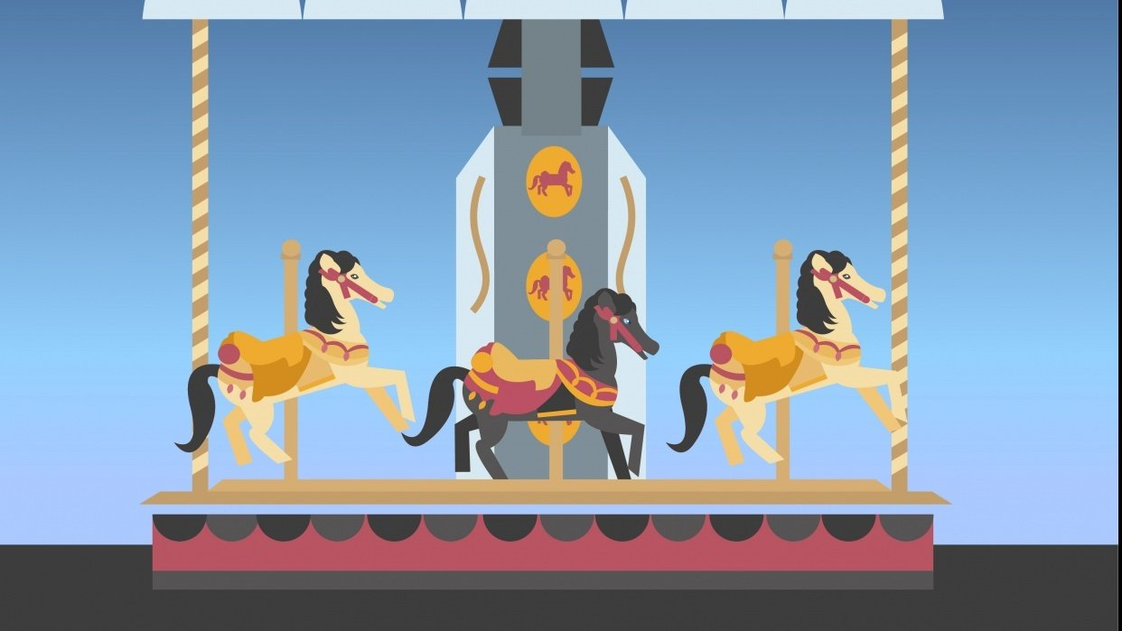 Carousel - student project