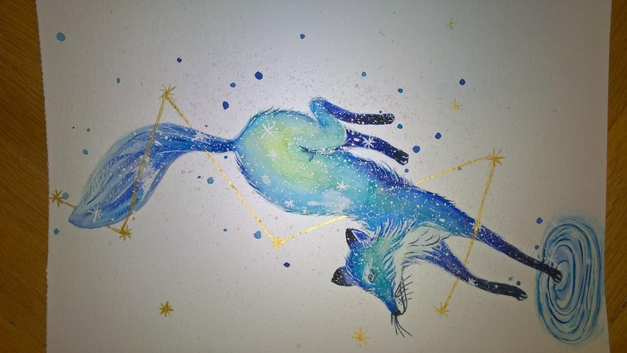 Galaxy foxy - student project