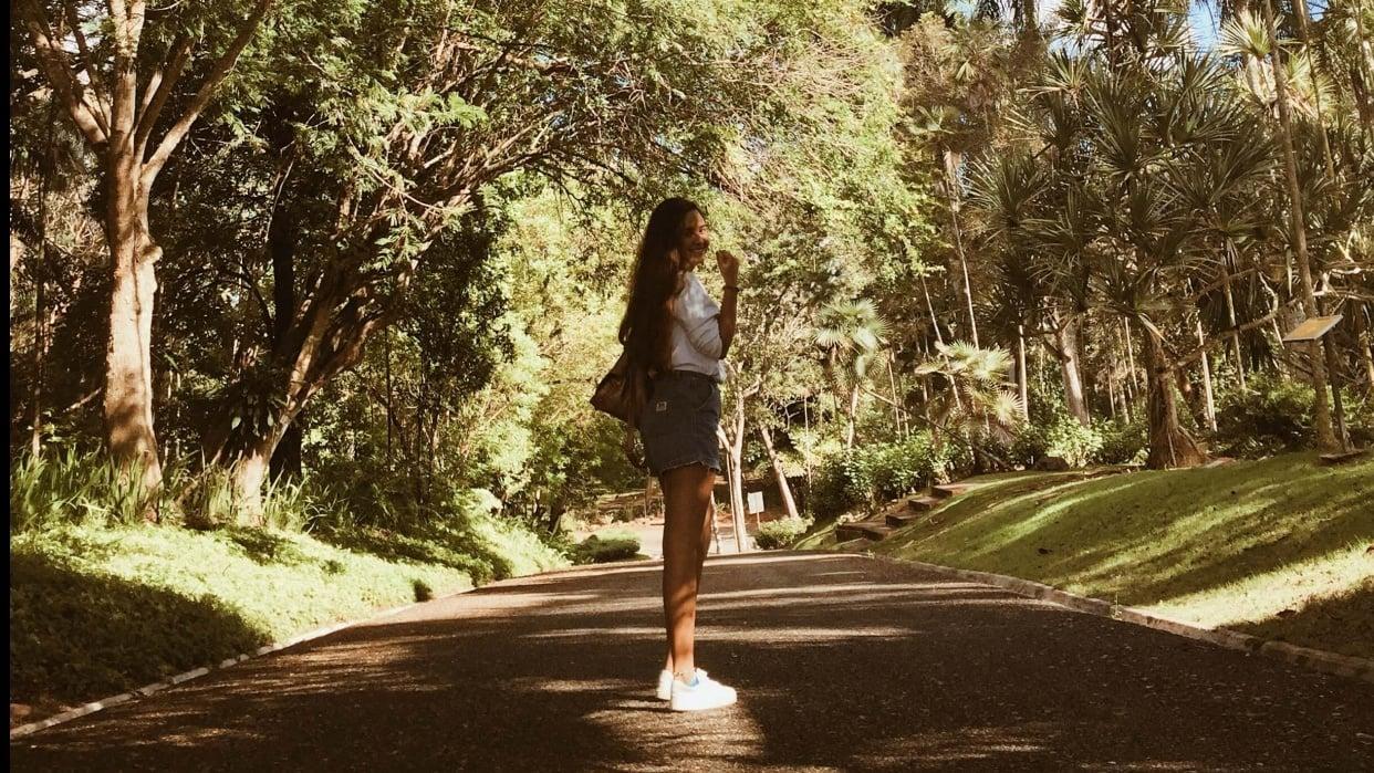 National Botanical Garden - student project