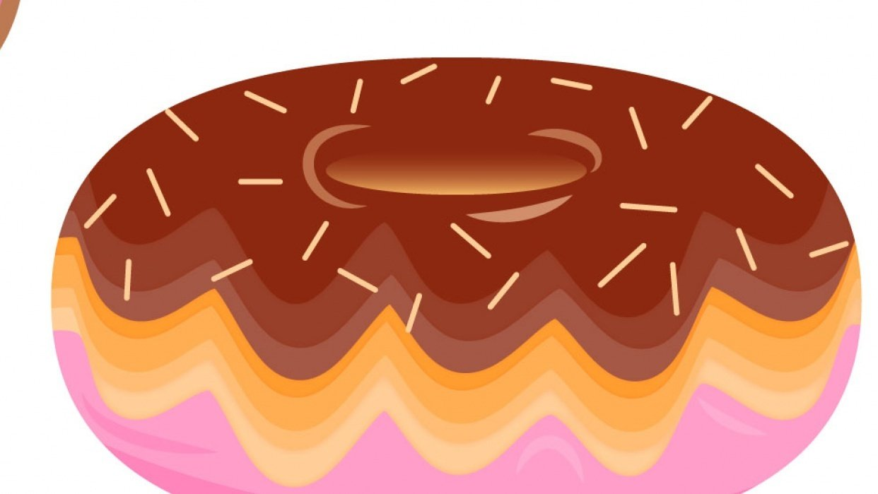 Fun with donuts - student project