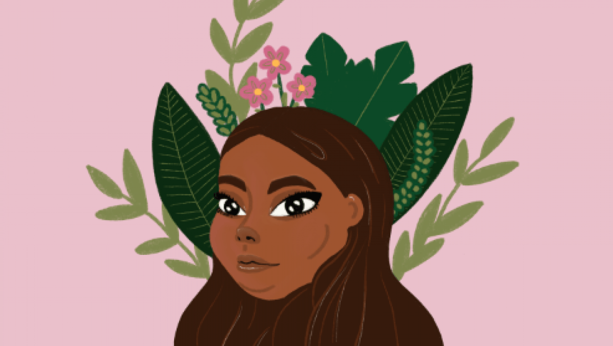 Plant Lady - student project