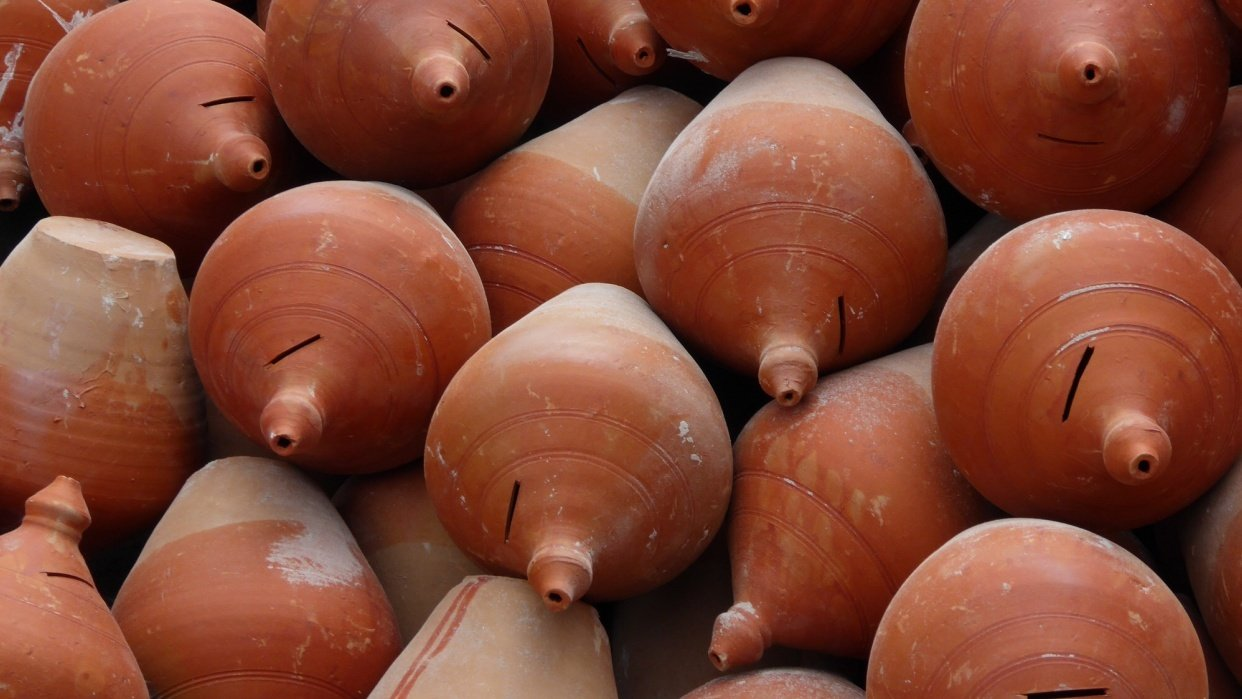 Pottery of Nepal - student project
