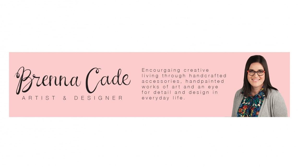 Brenna Cade : Artist + Designer - student project