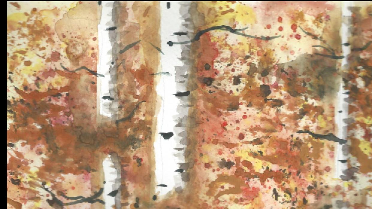 autumn - student project