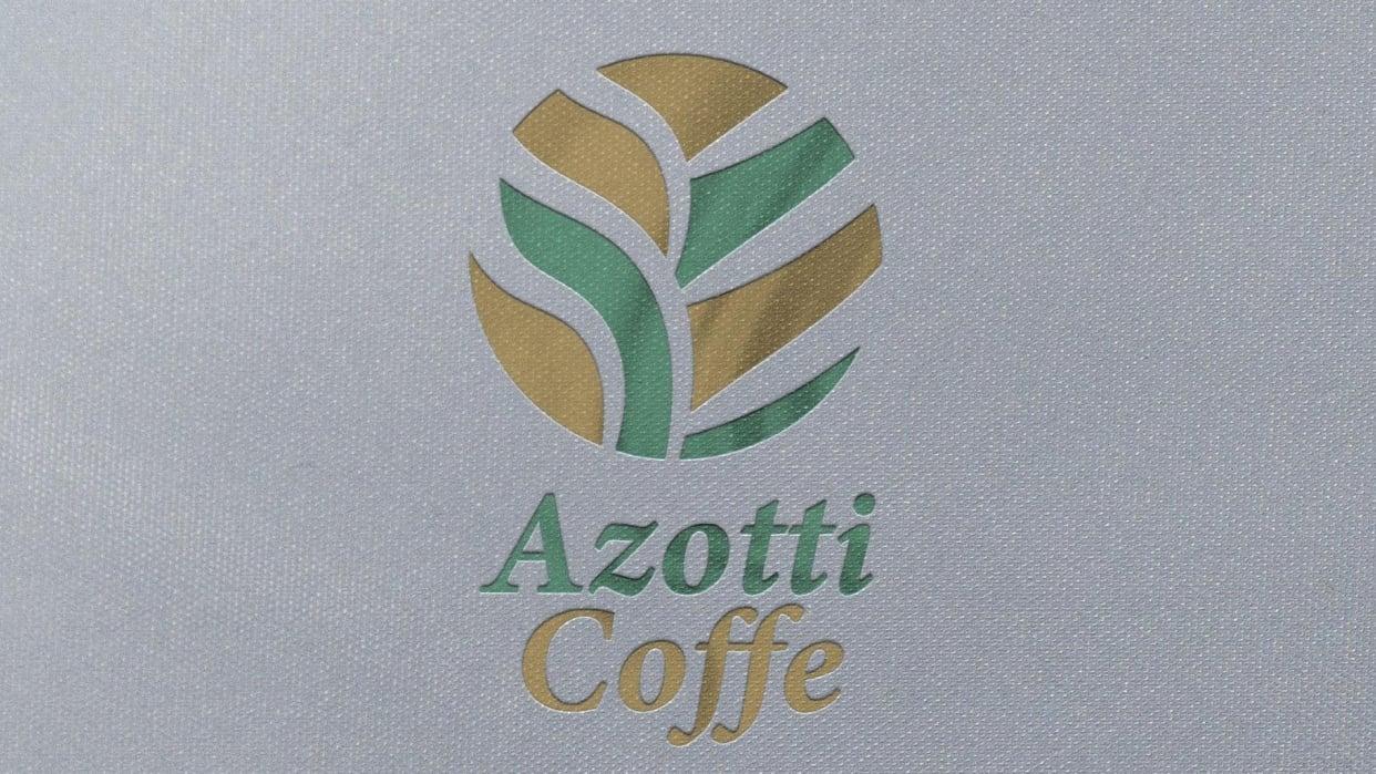 Azotti Coffe - Branding - student project