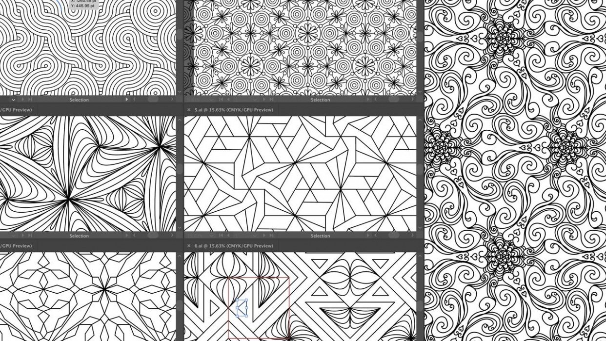 My Coloring Book - student project