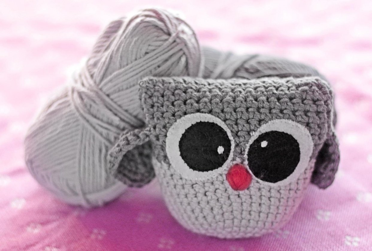 Cute Owl - student project