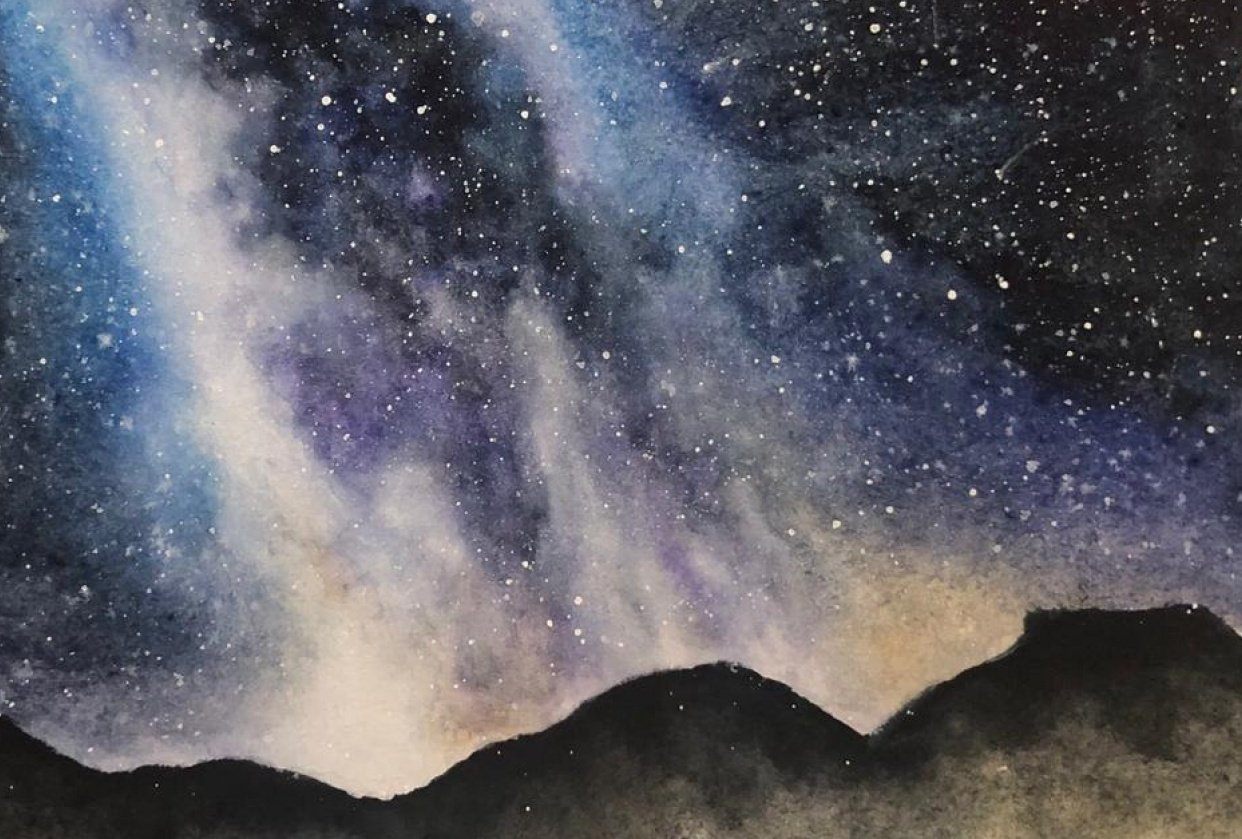 Milky Way Galaxies - student project