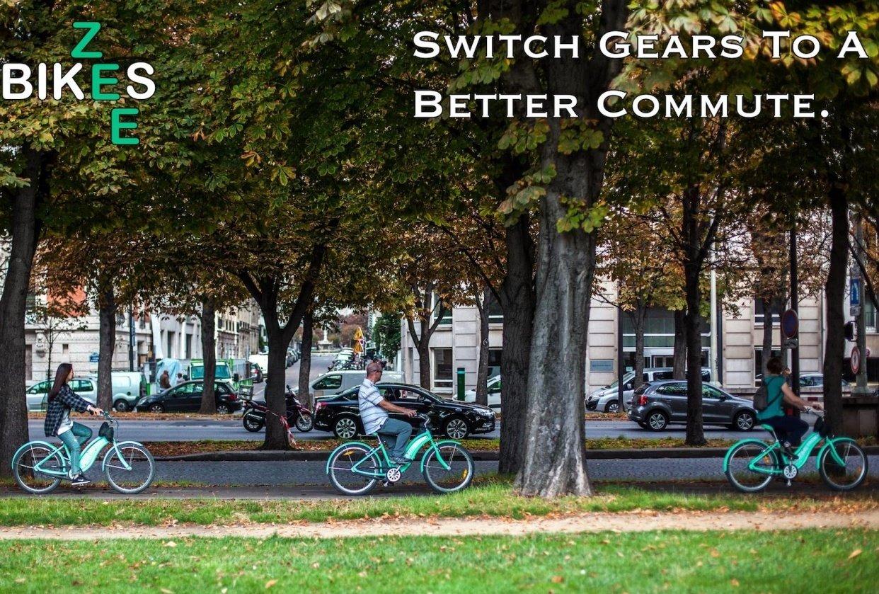 ZEE Bikes - student project