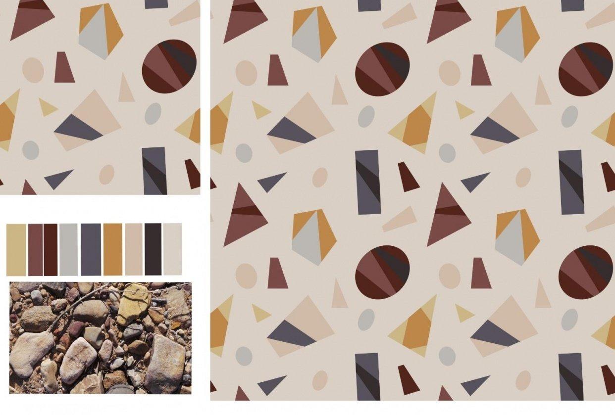 Surface Design in Affinity Designer - student project