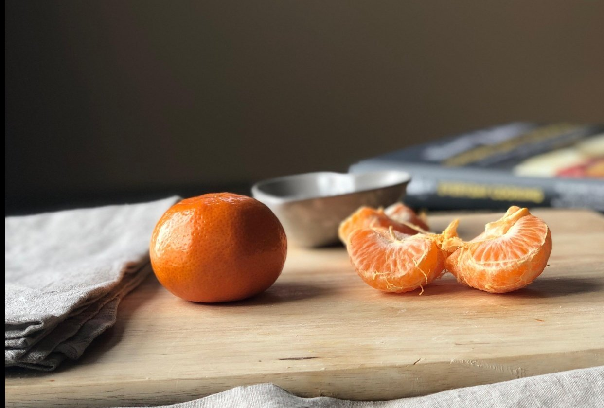 Orange You Moody? - student project