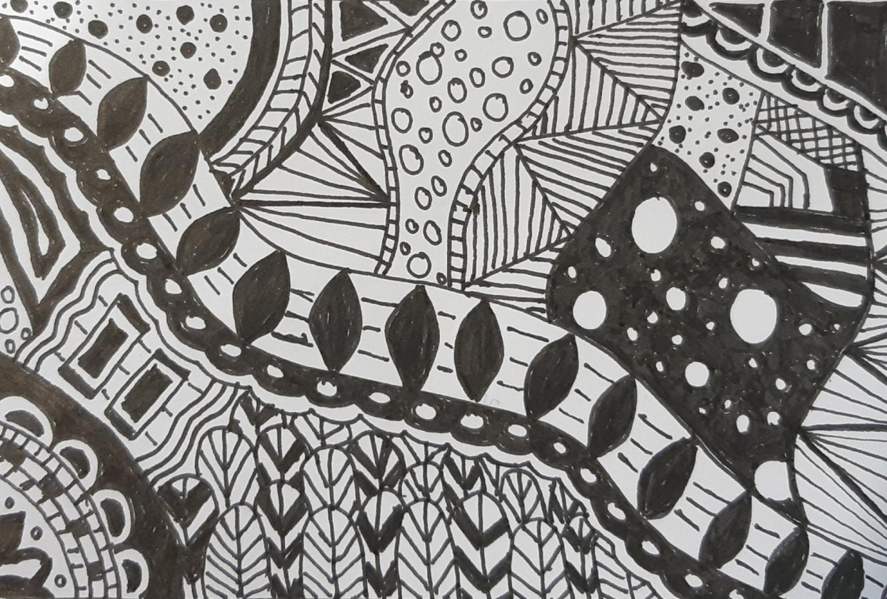 First doodle - student project