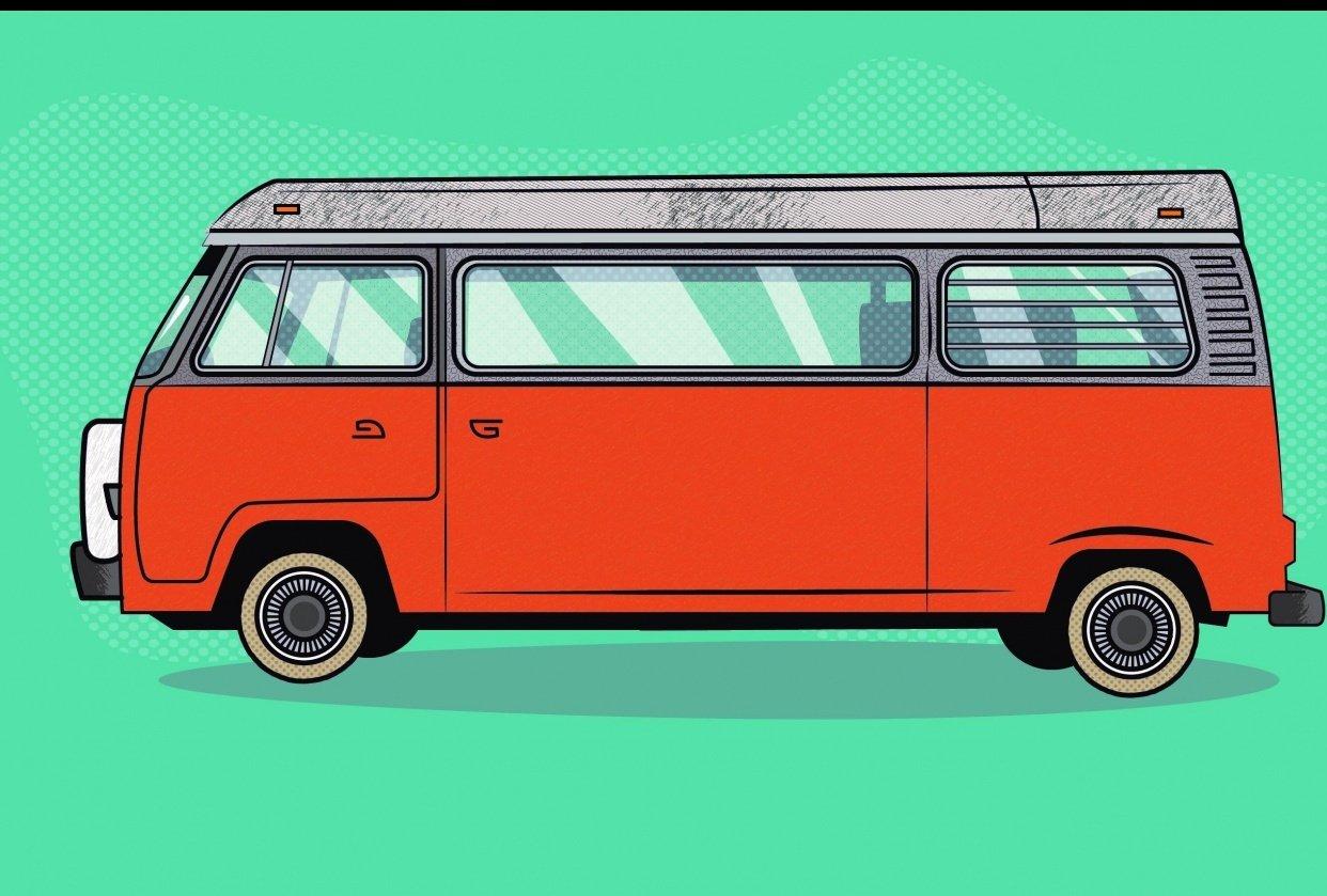Volkswagen Training - student project