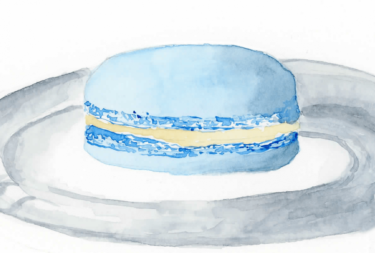 Macaroons - student project