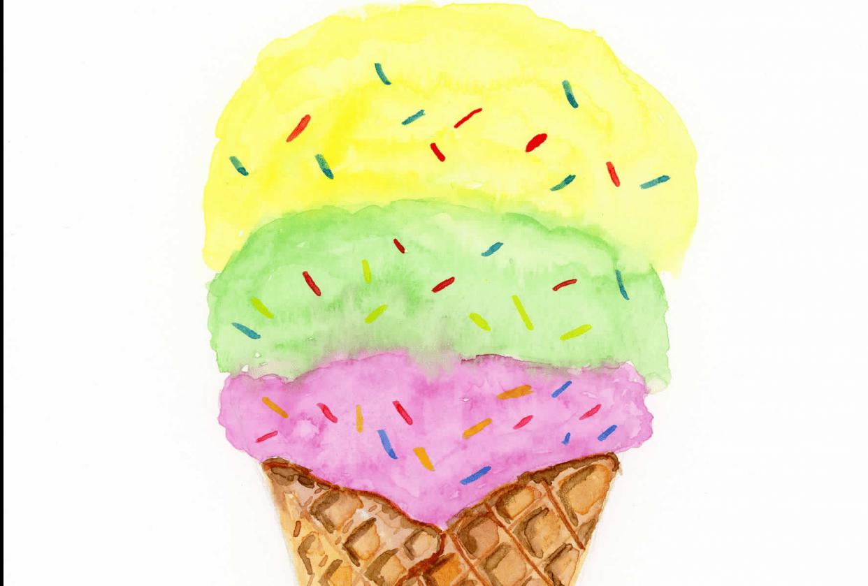 Ice Cream Fun - student project