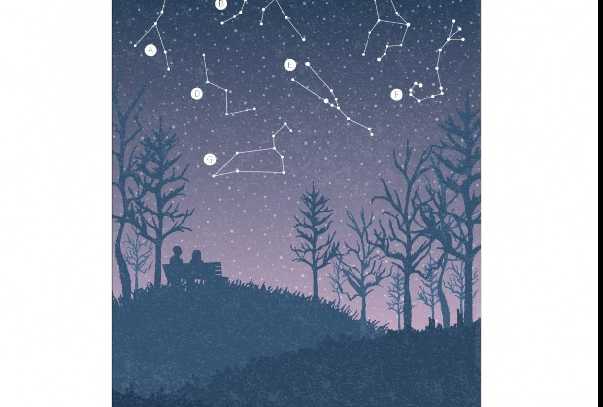 Constellations - student project