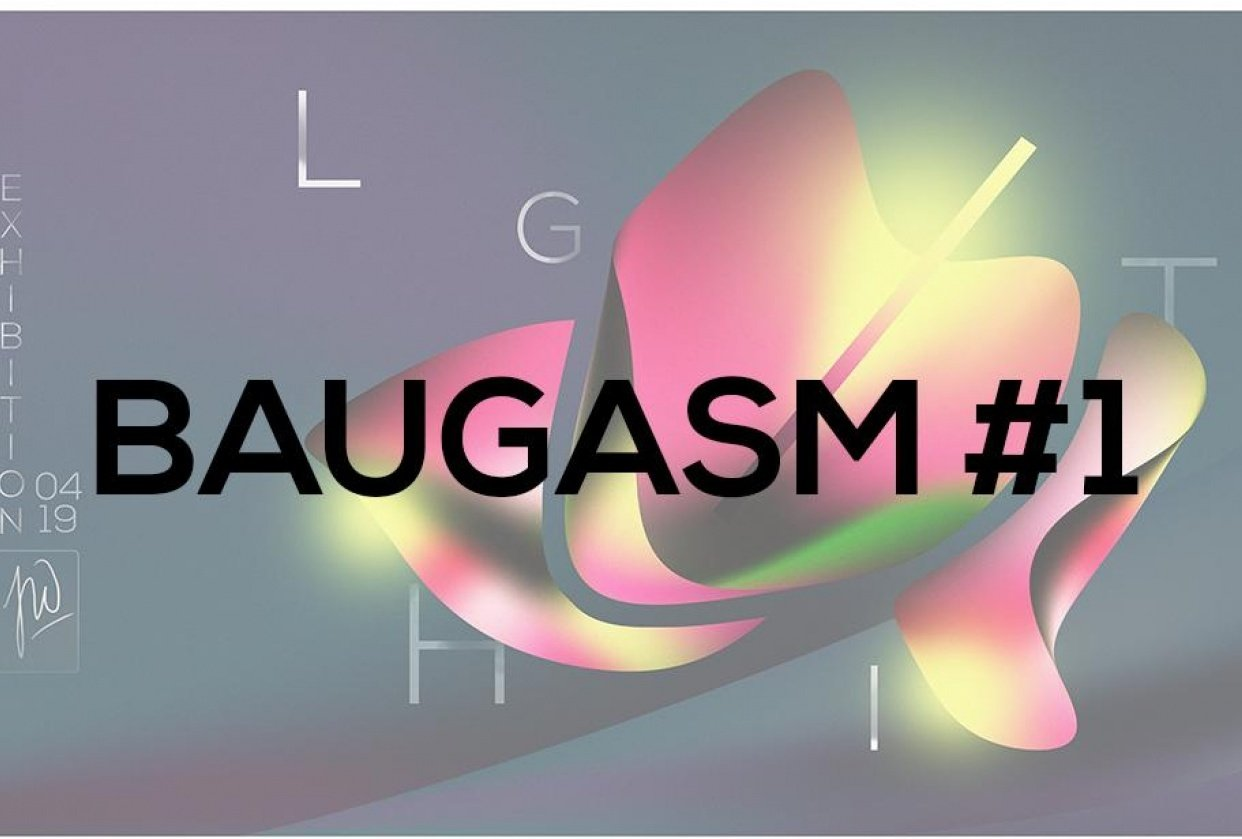 Baugasm 1 - Light Exhibition - student project