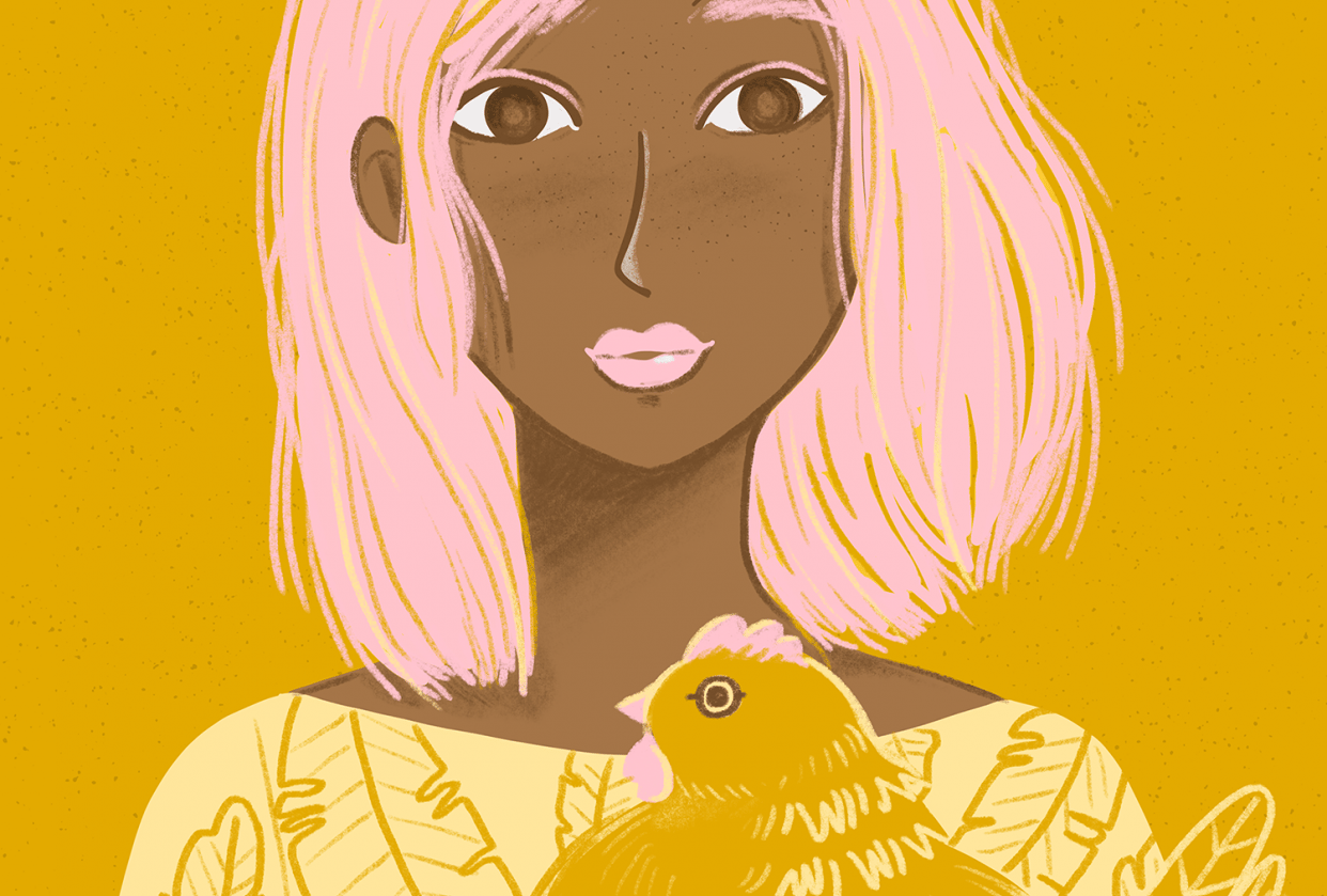 Bird lover - student project