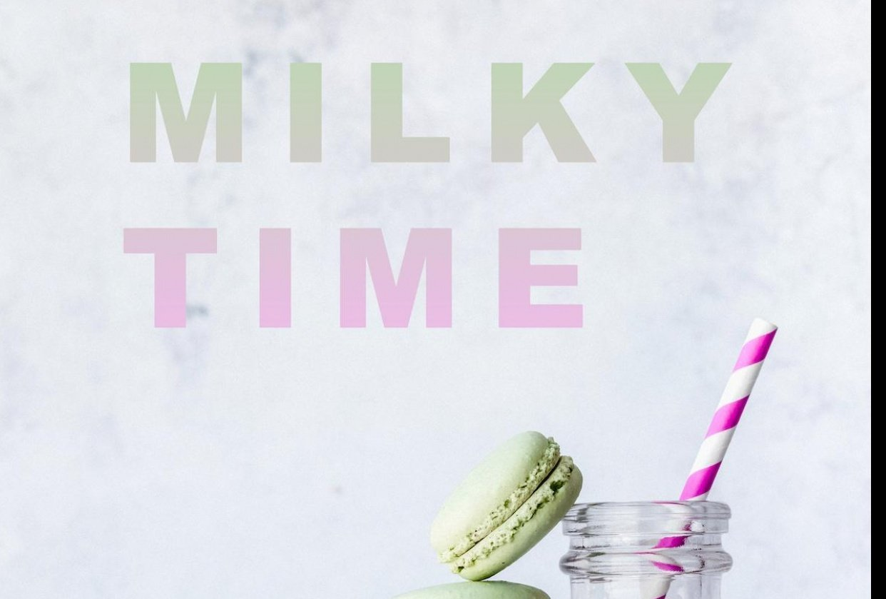 Milky Time - student project