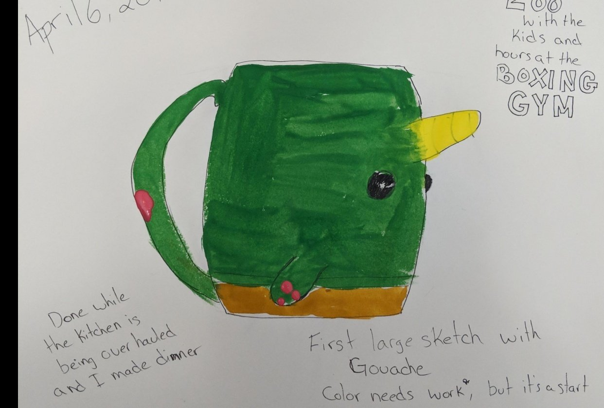 Hero Image - student project
