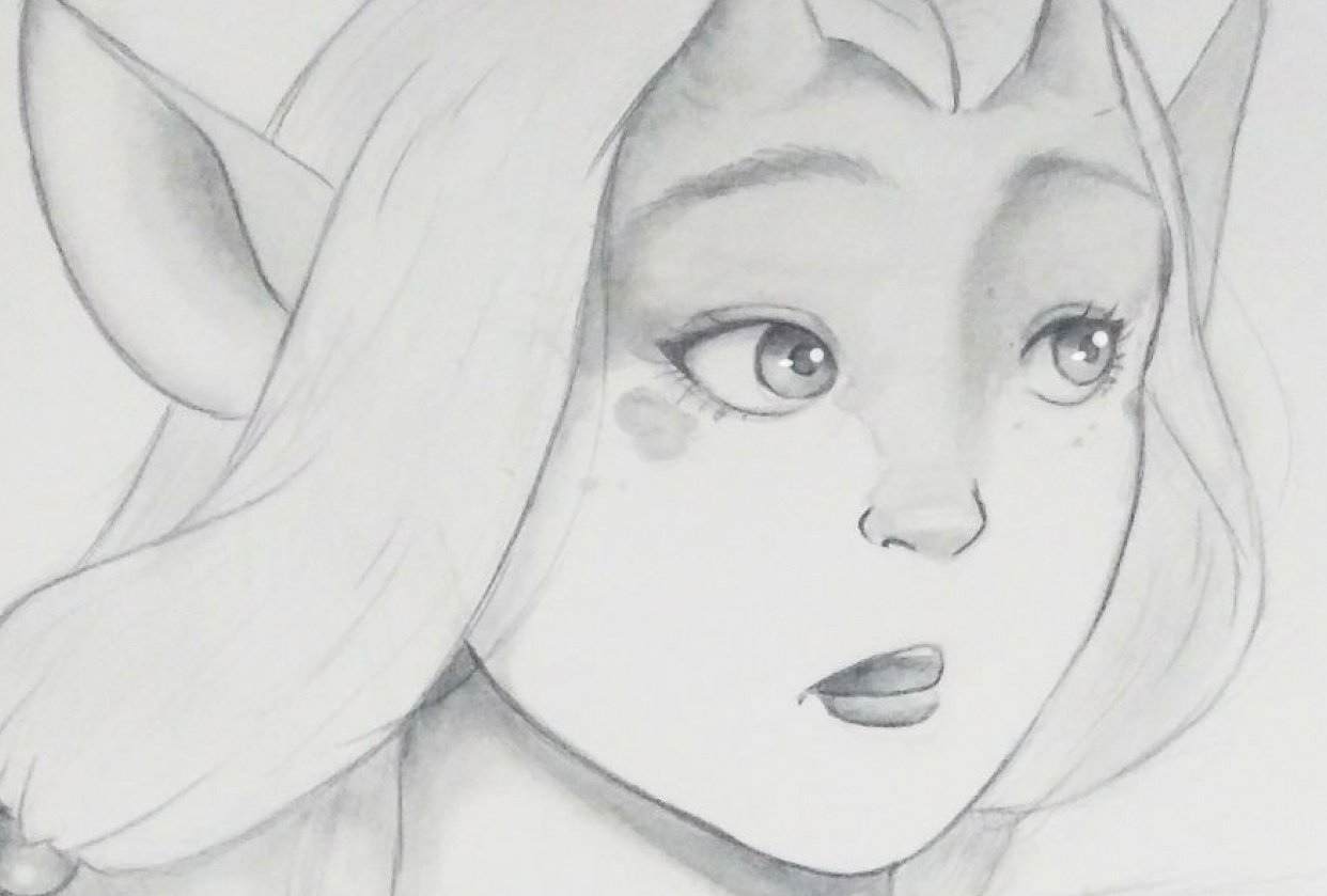 Character Ilustration - student project