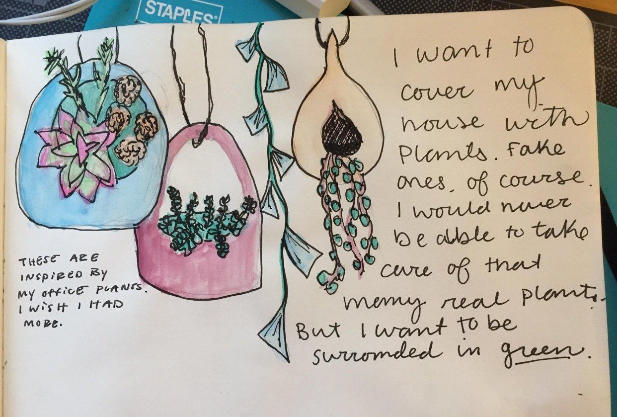 Art Journal - student project