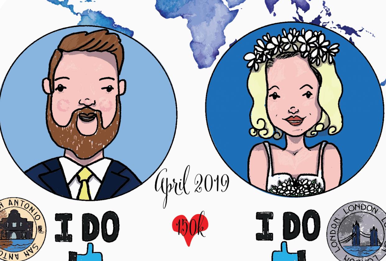 Wedding Present - student project