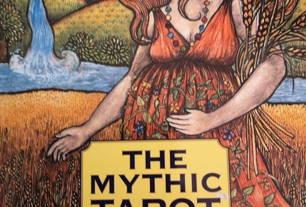 Mitološki tarot - student project