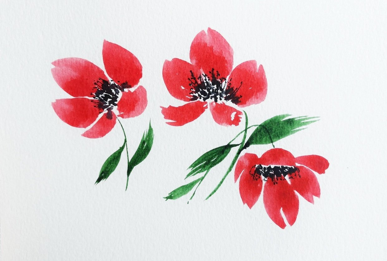 Watercolor Techniques for Beginners - student project