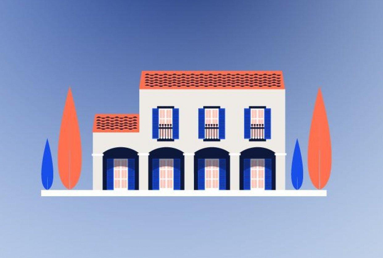 Provençal House Build Loop - student project