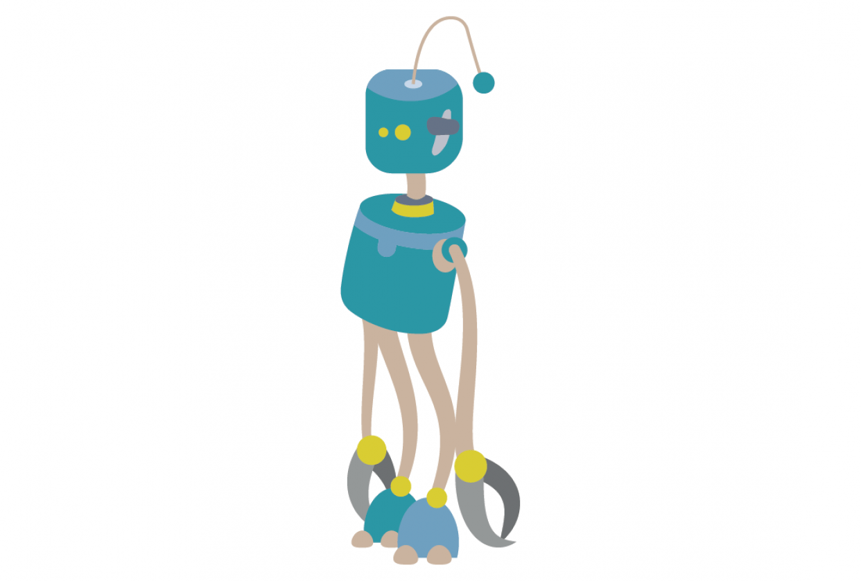 Robot Recolor - student project